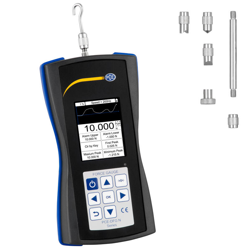 Dynamometer PCE-DFG N 10