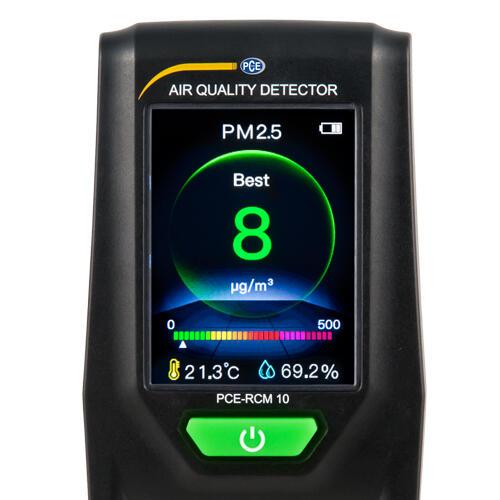 Feinstaubmessgerät PCE-RCM 10