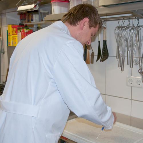 Hygiene / Lebensmittel Prüfgerät Lumitester PCE-ATP 1
