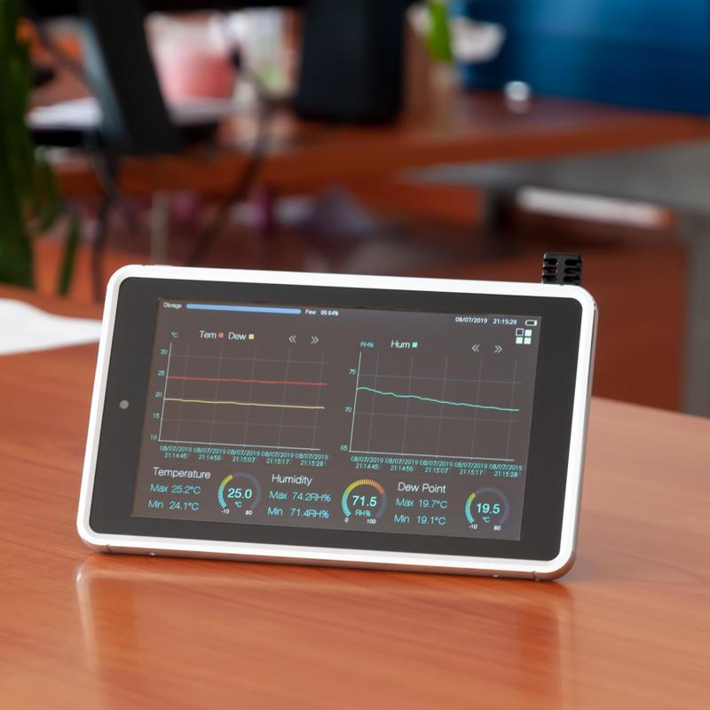 Klima- Messgerät PCE-HT 300