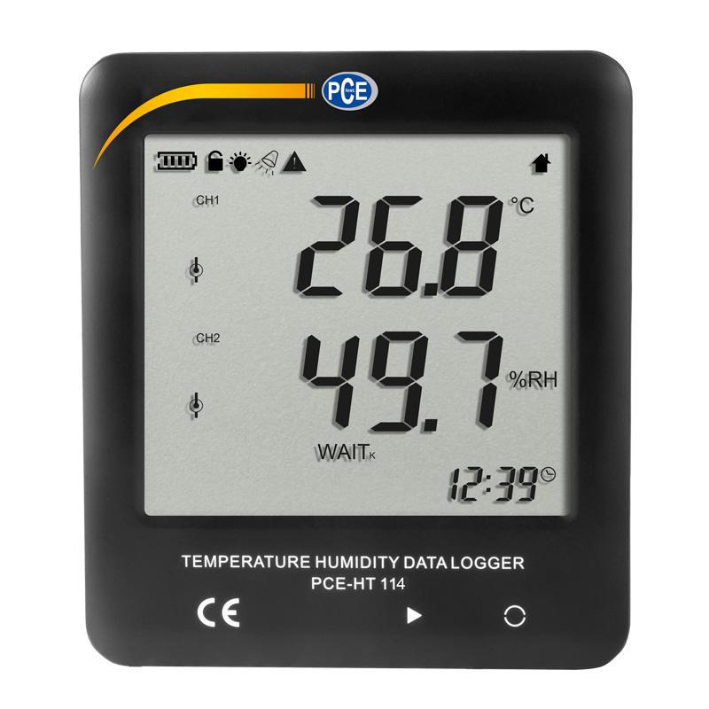 Temperaturmessgerät PCE-HT 114