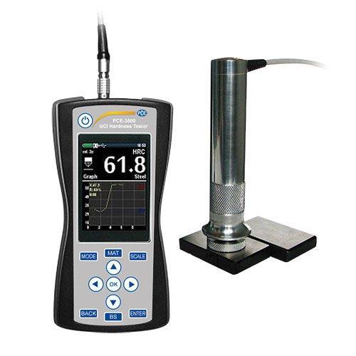 Ultraschallprüfgerät PCE-3500-98 inkl. 98N UCI-Sonde