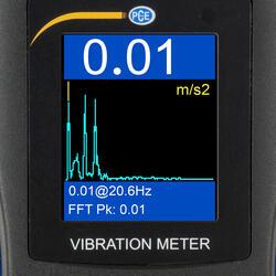 Vibrationsmessgerät PCE-VM 22