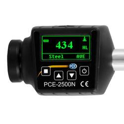 Härteprüfer PCE-2500N Display