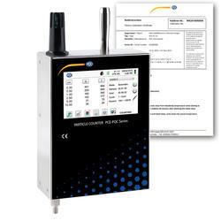 Staubmessgerät PCE-PQC 32EU inkl. Kalibrierzertifikat