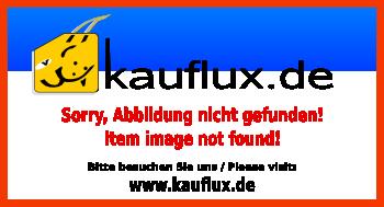 Design Wasserbett Frankfurt in Stoff mit LED Beleuchtung